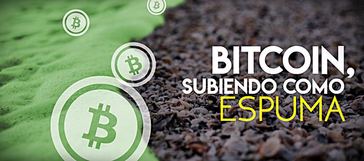 Bitcoin pasa de los siete mil quinientos dólares americanos  en una semana desquiciada